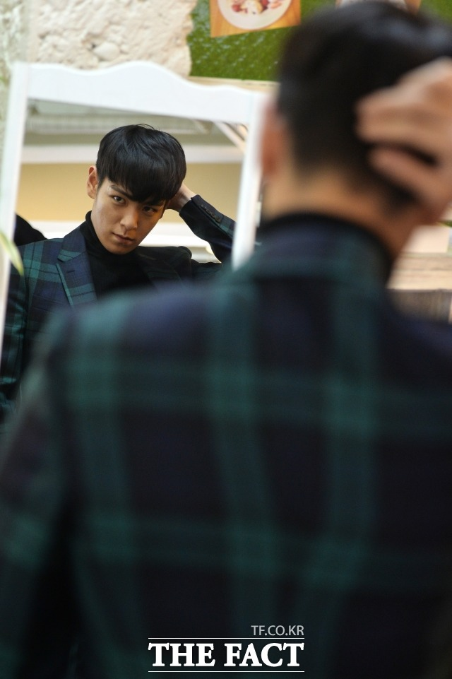 T.O.P。|THE FACT JAPAN