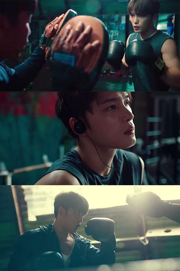 GUMMYの『I I YO』MVより