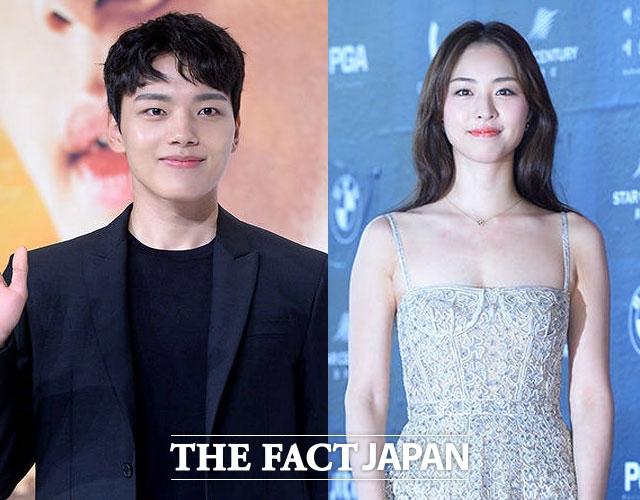ヨ・ジング(左)とイ・ヨニが新ドラマ「再会した世界」の主人公にキャスティングされた。