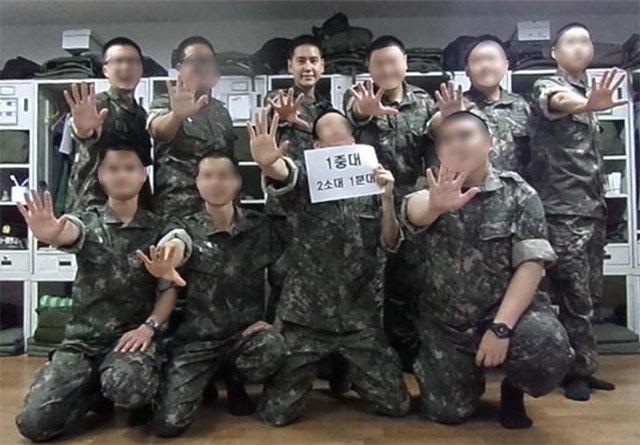 韓国陸軍訓練所の公式サイトより