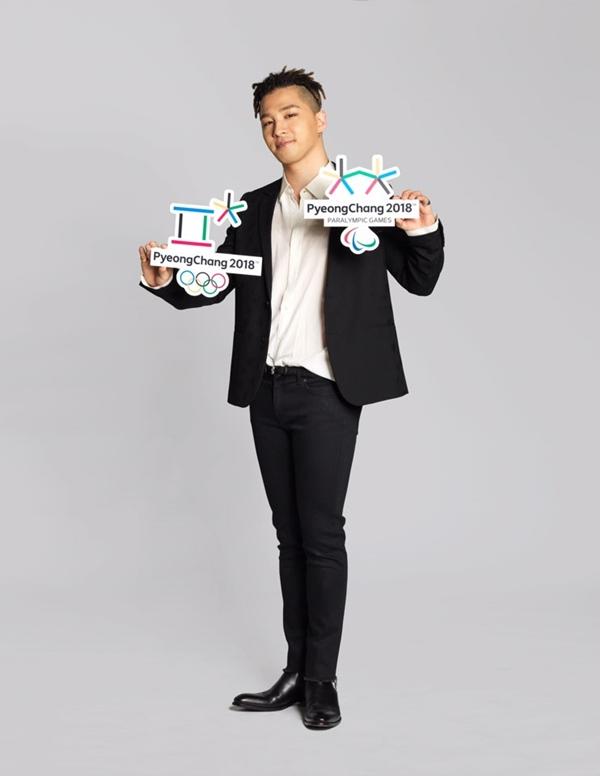 BIGBANGのSOLが平昌冬季五輪の広報大使に任命された。|写真:2018年平昌冬季五輪組織委員会