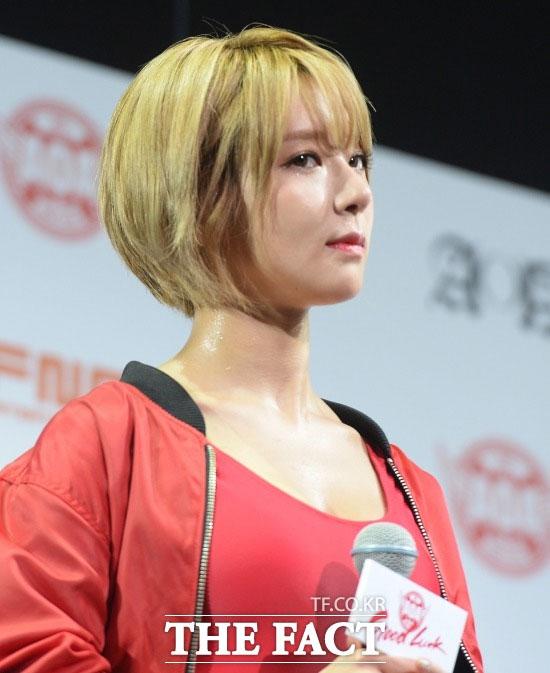AOAのメンバー・チョアが脱退と関連してコメントした。