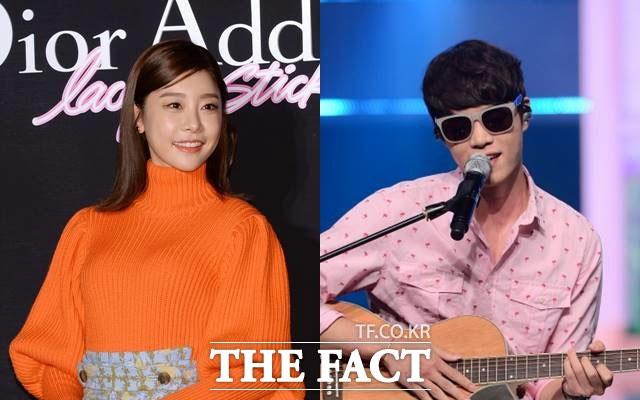 Girl's Dayのソジンとエディ・キムが熱愛中だ。|THE FACT JAPAN