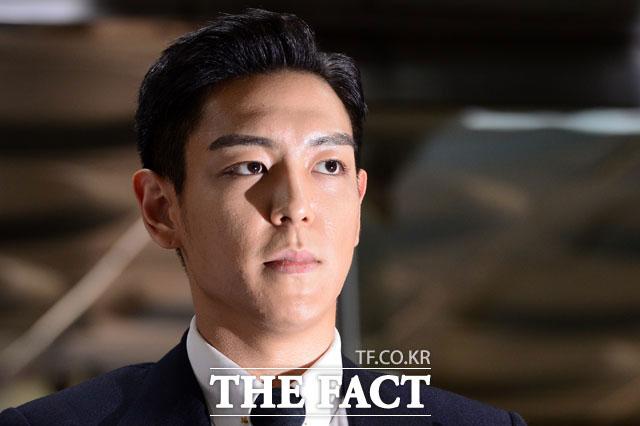 BIGBANGのT.O.Pが29日、29日午前11時30分にソウル中央地裁で行われた初の裁判に出席した。