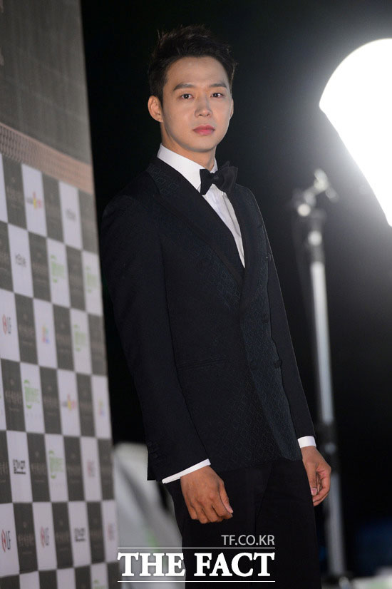 JYJのユチョンは今年8月に除隊する予定だ。