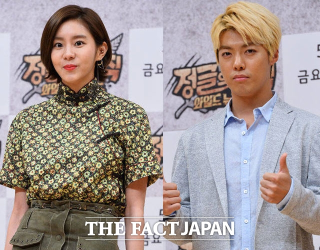 AFTERSCHOOL出身のユイが、パパラッチ写真が公開された後、KangNamとの熱愛を認めた。