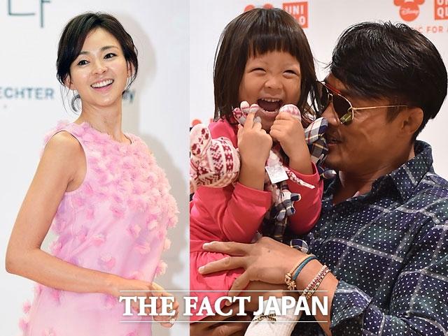 SHIHOと秋山成勲、そして娘のサランちゃんが韓国の新バラエティ番組にレギュラー出演する。