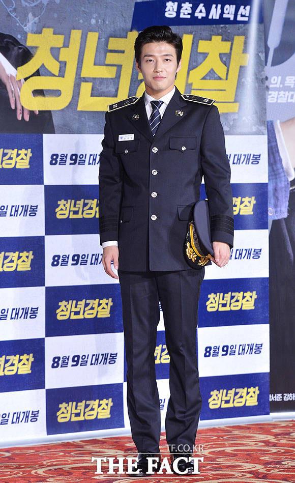 俳優カン・ハヌルが9月11日に入隊する。