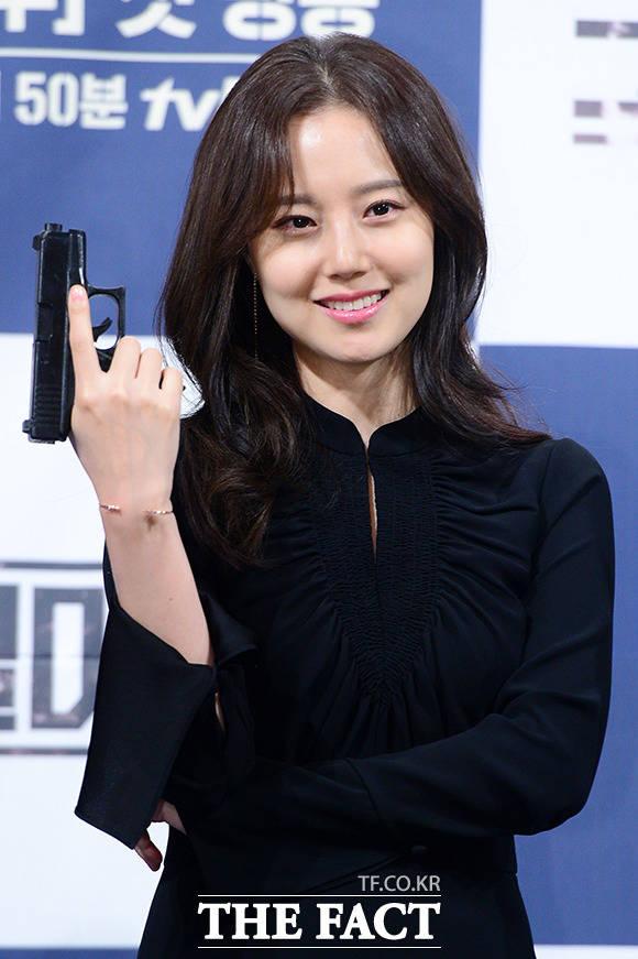 19日午後、tvN水木ドラマ「クリミナル・マインド」の制作発表会に女優のムン・チェウォンが出席した。