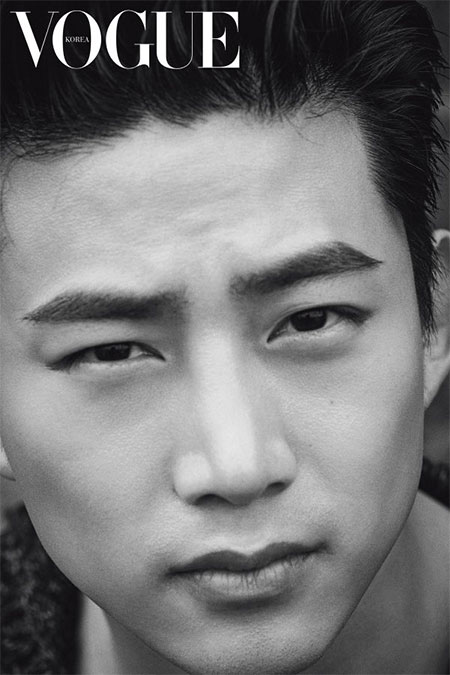 2PMのテギョンのビジュアルが際立つグラビアが公開された。|VOGUE KOREA