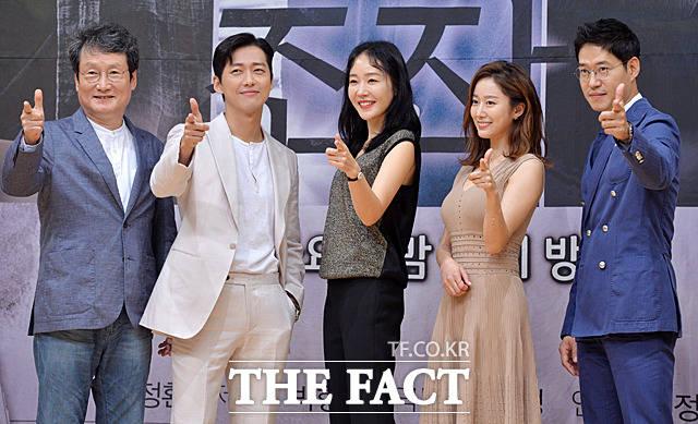 SBSドラマ「操作」出演陣 | THE FACT DB