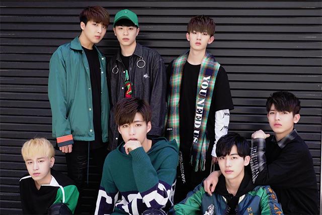 日本デビューを飾ったボーイズ・グループ「ROMEO」の7人