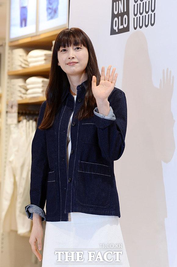 女優のイ・ナヨンが5年ぶりに復帰する。