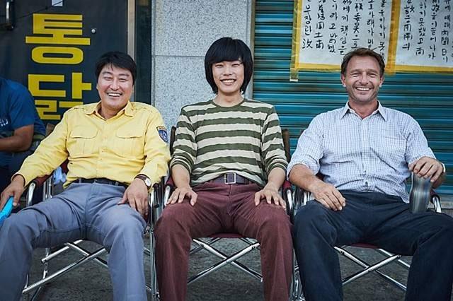 映画「タクシー運転手」のスチール写真