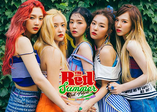 今、注目のガールズグループ「Red Velvet」