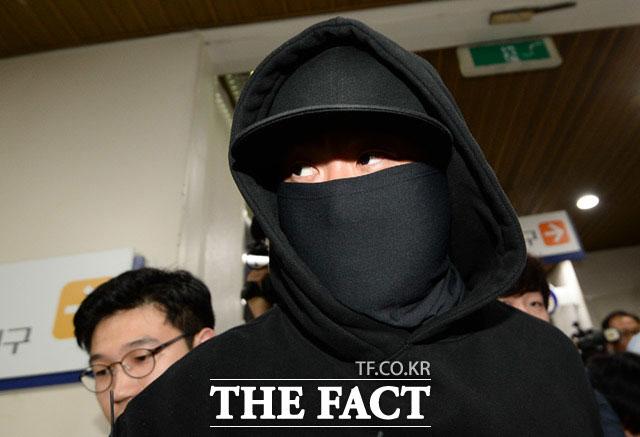飲酒運転の疑いで在宅起訴されたLeessangのキルが裁判に出頭した。