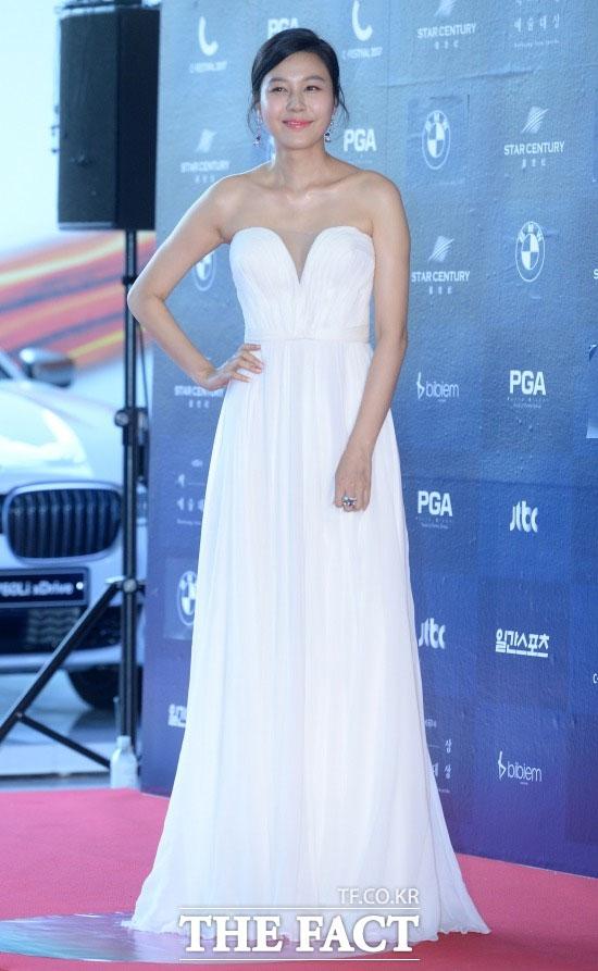 女優のキム・ハヌルが妊娠を発表した。|イム・セジュン
