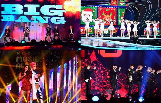 © SBS/写真は「2016 SBS歌謡大祭典より