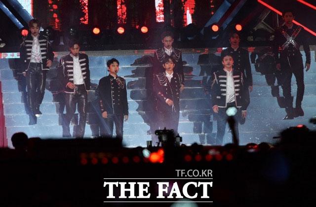 EXOが韓流スターをターゲットにした詐欺事件に巻き込まれた。