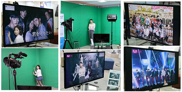 韓国コンテンツ振興院(KOCCA)の日本ビジネスセンター6F 「韓流エンタメショールーム」