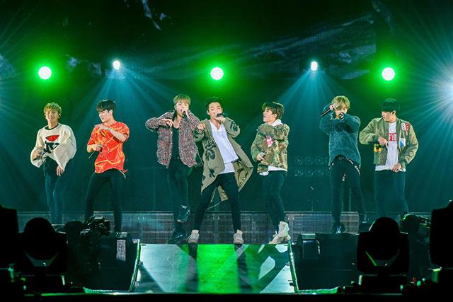 BIGBANGの系譜を継ぐ7人組ボーイズグループ、iKON(アイコン)。
