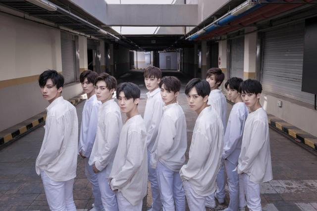 日本デビューが決定した韓国10人組ボーイズ・グループTRCNG(読み:ティーアールシーエヌジー)