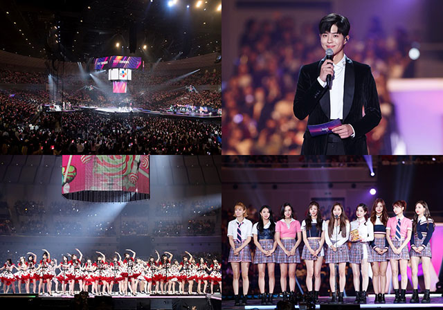日本で初めて開催された「2017 MAMA in Japan」が成功裏に幕を下ろした。 Mnet