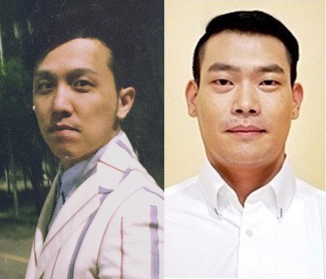 歌手兼プロデューサーのKUSH(左)とスターシェフのイ・チャンオが麻薬関連の容疑で逮捕された。|写真:KUSHのインスタグラム、JTBC