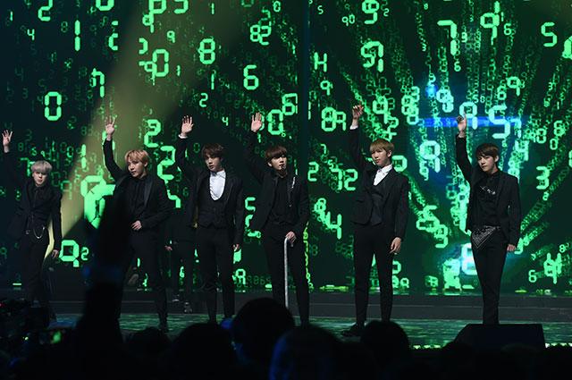 ©2017 MBC(画像は『2016 MBC歌謡大祭典』より)