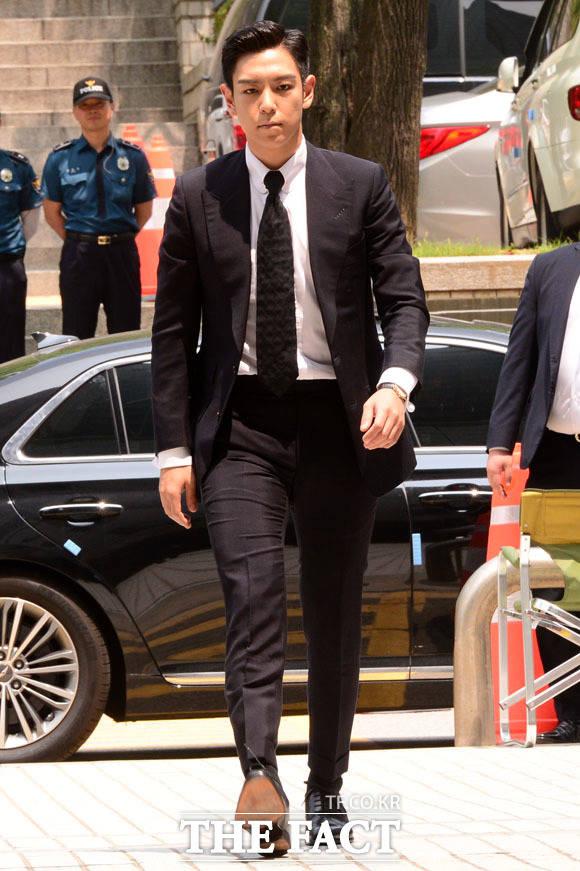BIGBANGのT.O.Pが26日から社会服務要員としての兵役を始める。