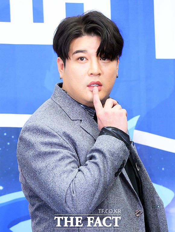 SUPER JUNIORのシンドンが23日午後、ソウルで行われたXtvNの新バラエティ番組「SUPER TV」制作発表会に出席した。