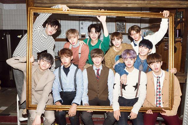 韓国で爆発的な人気を誇るボーイズグループ「Wanna One(ワナワン)」。