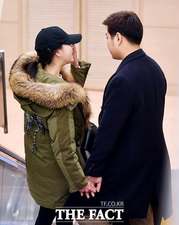 女優イム・ジヨンが社会事業家のイ・ウク氏と熱愛中だ。|撮影:イ・ドクイン