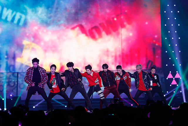 EXOの日本ツアー「EXO PLANET#4 -TheEℓyXiOn- in JAPAN」|S.M. Entertainment