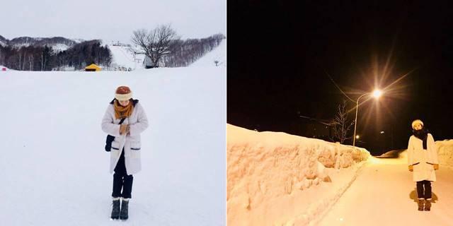 女優のソン・イェジンが日本を旅行中だ。|本人のインスタグラム