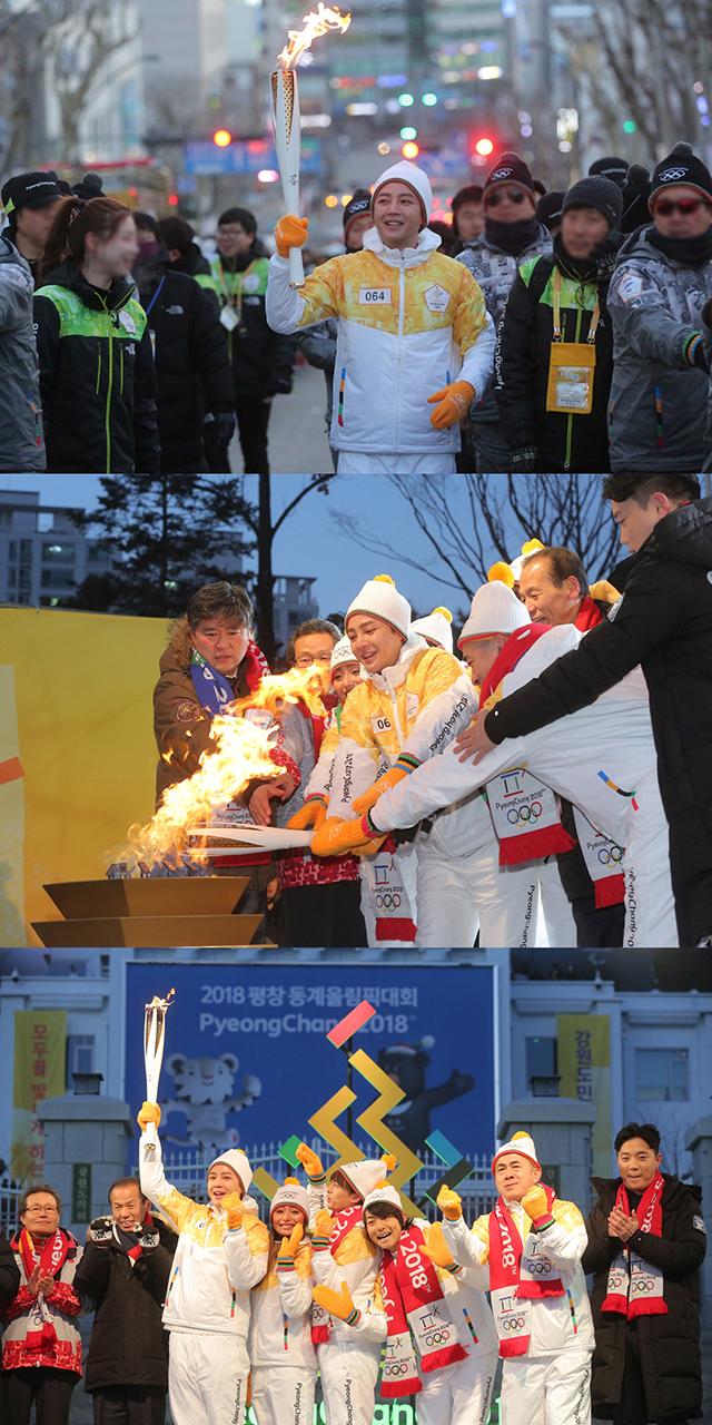 写真:2018平昌冬季オリンピック大会組織委員会