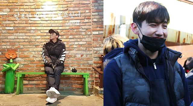 写真:ユンホ(左)、チャンミンのインスタグラム