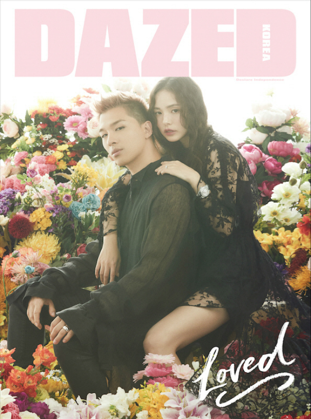 写真:DAZED KOREA