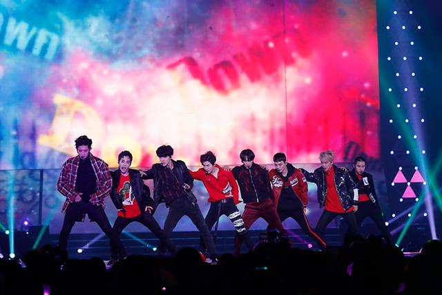 "EXOが2月9日から開幕する""平昌冬季オリンピック""の閉幕式のステージに立つことが決定した。"