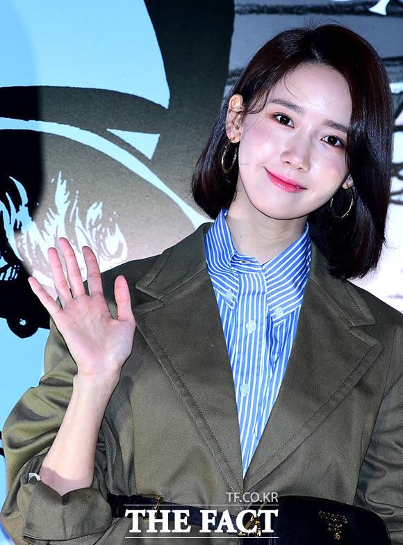 「PRADA Comics Collection Party」が7日夜、ソウルで行われた。写真は同パーティーに招待された少女時代 ユナ。|撮影:イム・セジュン