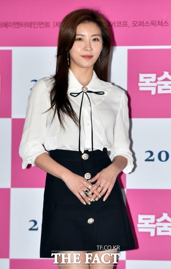 女優のハ・ジウォンが活動を再開する。