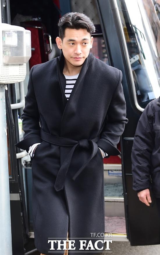 俳優のチョン・ソグォンが、薬物使用の疑惑で緊急逮捕された。