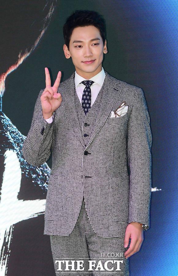 歌手兼俳優のRAINが2年ぶりにドラマに復帰する。
