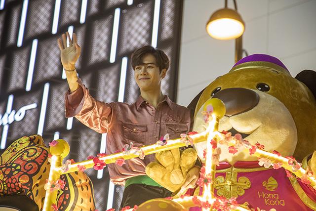 写真提供:香港政府観光局