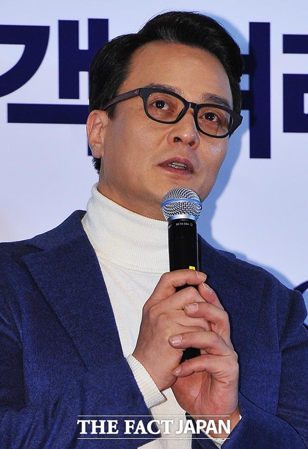俳優チョ・ミンギ。|THE FACT DB
