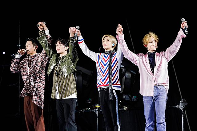 SHINeeが日本ドームコンサートを盛況裏に終えた。|S.M. Entertainment