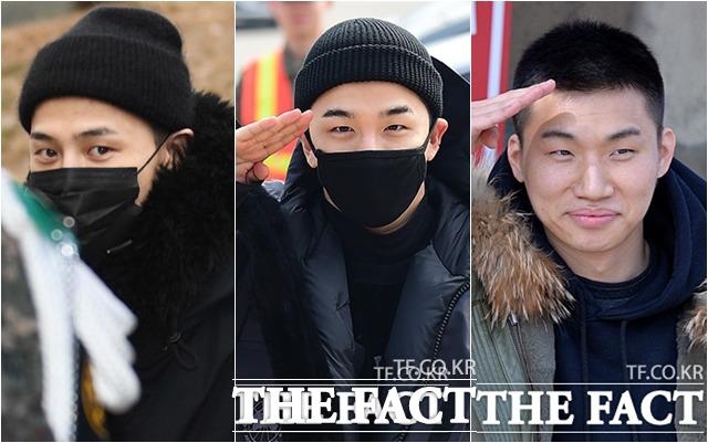 BIGBANGのG-DRAGONが先月27日入隊。それを機にSOL、D-LITEが次々に軍隊に入った。|THE FACT DB