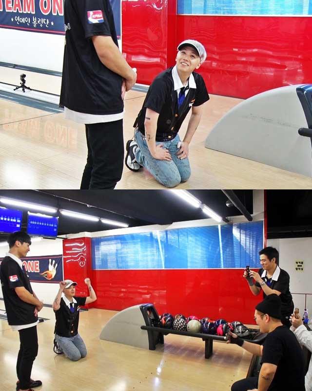 TV朝鮮「伝説のボーリング」