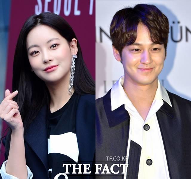 女優オ・ヨンソ(32)と俳優キム・ボム(30)が熱愛を認めた。