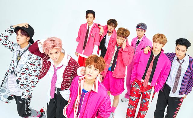 NCT 127の日本デビューがついに決定した。